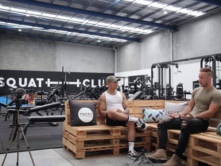 How Squat Club was born