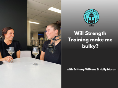 Will Strength Training make me bulky?
