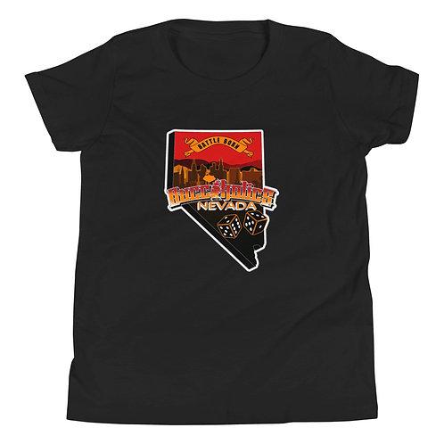 Buccaholics Nevada Youth Short Sleeve T-Shirt
