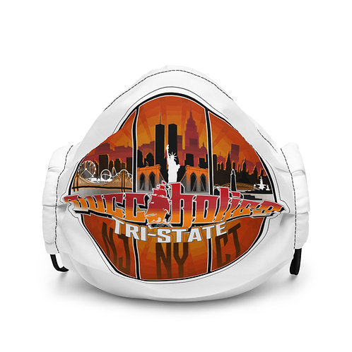 Buccaholics Tri State Cloth Face mask