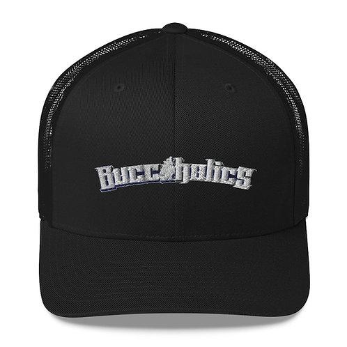 Buccaholics Original Grey Trucker Cap