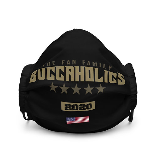Buccaholics STS Cloth  face mask