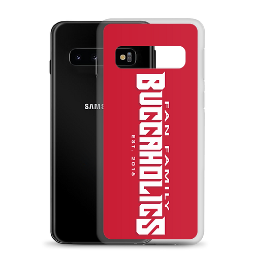 Buccaholics FanFamily Samsung Case Red