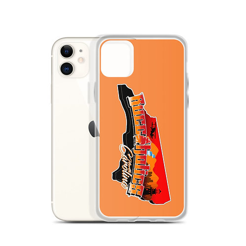 Buccaholics North Carolina iPhone Case Cremesicle