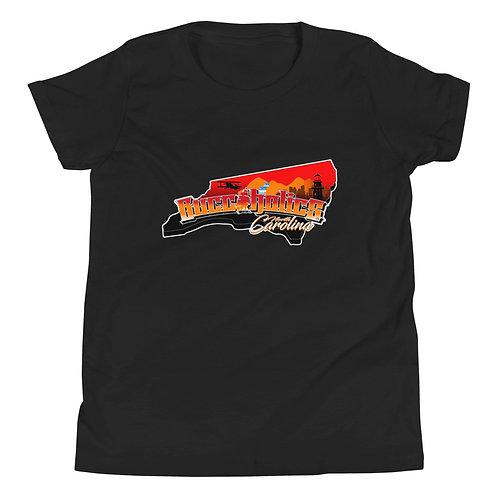 Buccaholics North Carolina Youth Short Sleeve T-Shirt