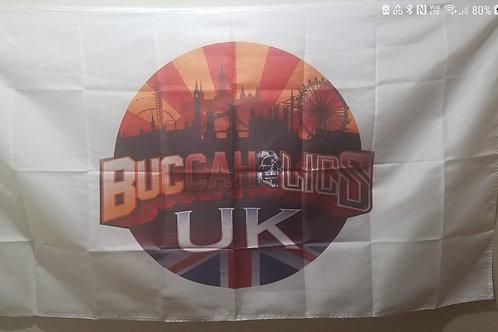 Buccaholics Classic UK Flag