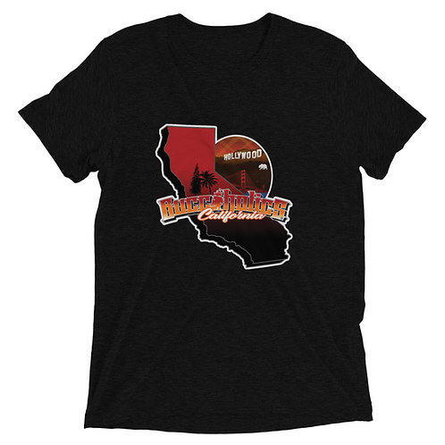 Buccaholics California Triblend Short sleeve t-shirt
