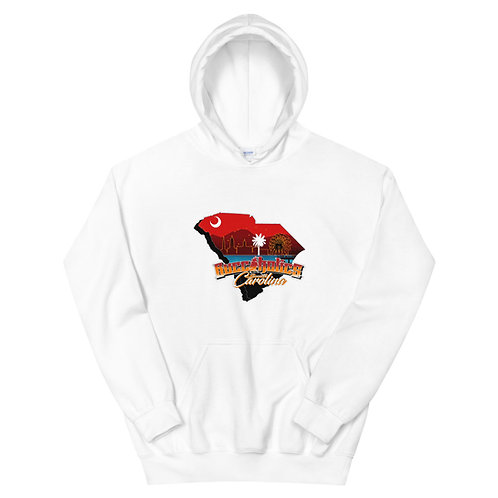 Buccholics South Carolina  Hoodie