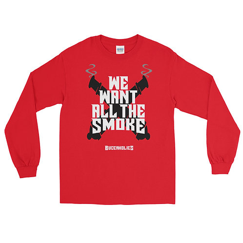 Men's Long 2020 smoke