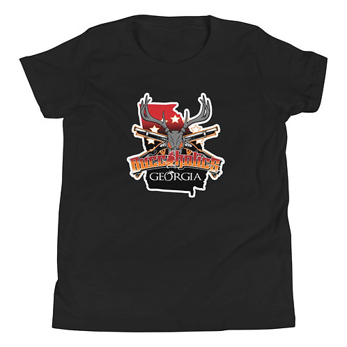 Buccaholics Georgia Youth Short Sleeve T-Shirt