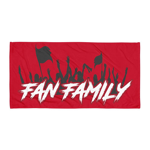 Buccaholics FanFamily #2 Towel Red