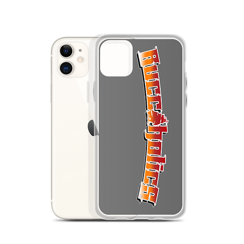 Buccaholics iPhone Case Pewter
