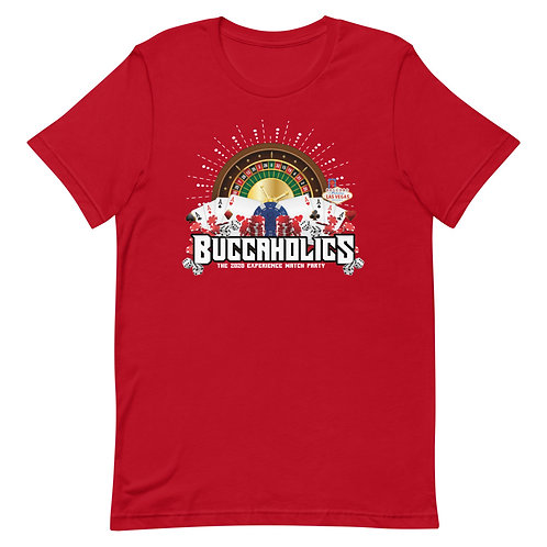Vegas 2020 Red Mens T-shirt