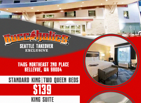 Buccaholics Exclusive Seattle Hotel Deal