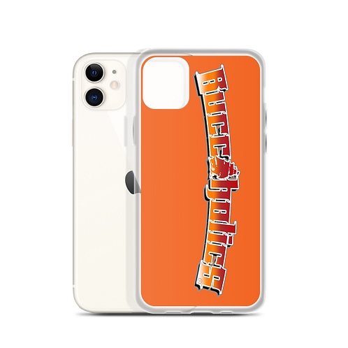 Buccaholics iPhone Case Creamsicle