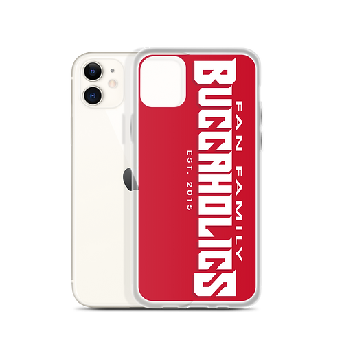 Buccaholics FanFamily iPhone Case Red