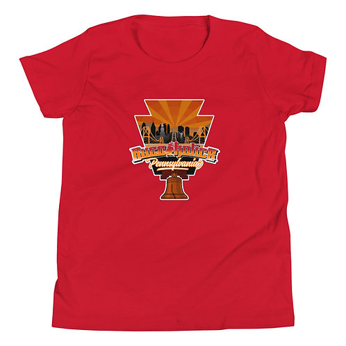 Buccaholics Pennsylvania Youth Short Sleeve T-Shirt