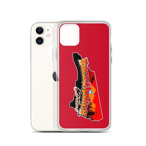 Buccaholics North Carolina iPhone Case Red