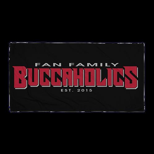 Buccaholics FanFamily Towel Black