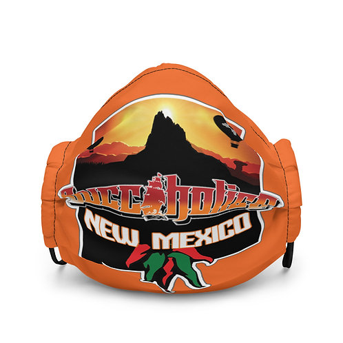 Buccaholics New Mexico Cloth  face mask
