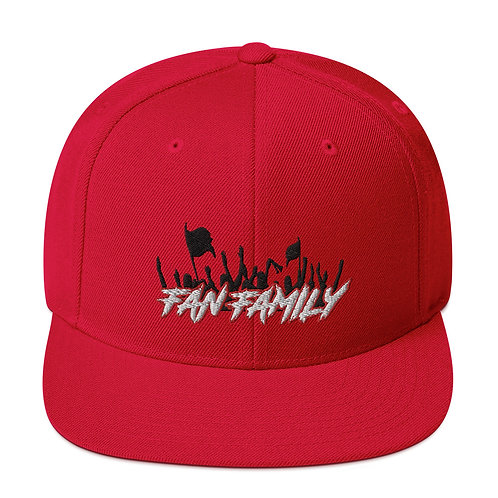 Buccaholics FanFamily #2 Snapback Hat