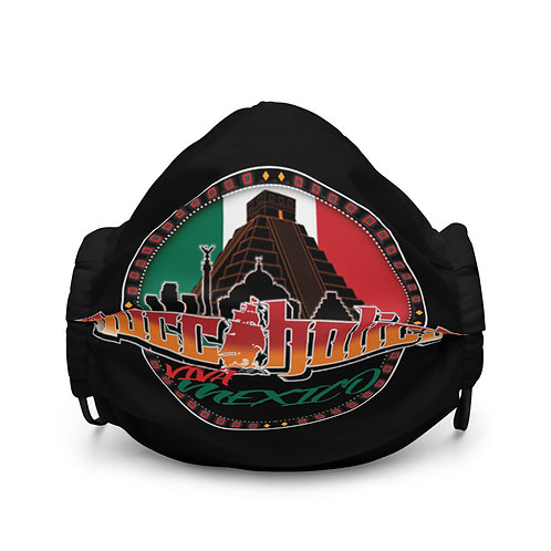 Buccaholics Mexico Cloth  face mask