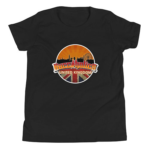 Buccaholics UK Youth Short Sleeve T-Shirt
