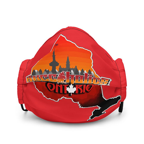Buccaholics Ontario Canada Cloth  face mask