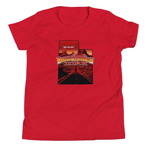 Buccaholics Utah Youth Short Sleeve T-Shirt