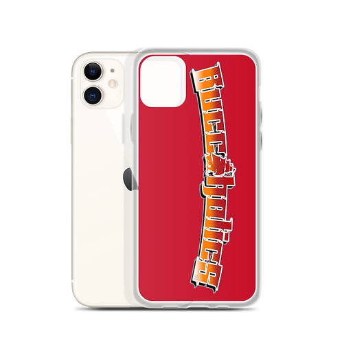 Buccaholics iPhone Case Red