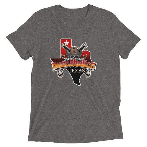 Buccaholics Texas Triblend Short sleeve t-shirt
