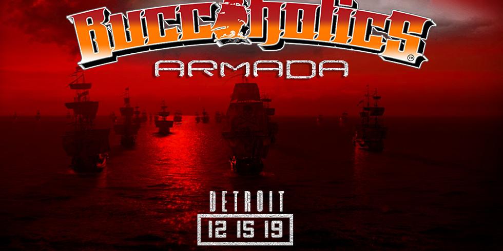 Buccaholics Armada Detroit 12/15/19