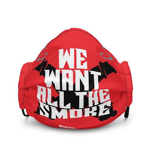 Smoke 2020  cloth face mask