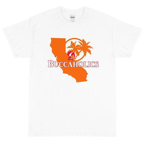 Buccaholics Vintage California Short Sleeve T-Shirt