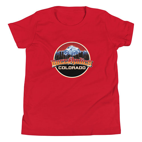 Buccaholics Colorado Youth Short Sleeve T-Shirt