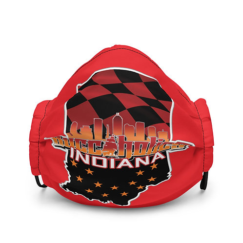 Buccaholics Indiana Cloth  face mask