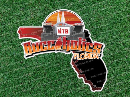 Buccaholics *NEW* Florida Logo