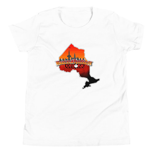 Buccaholics Ontario Canada Youth Short Sleeve T-Shirt