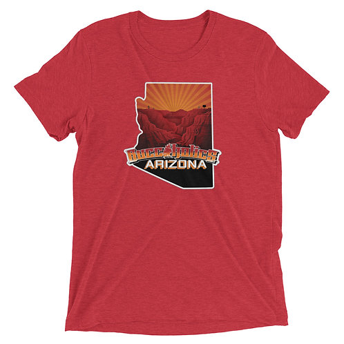 Buccaholics Arizona Triblend Short sleeve t-shirt
