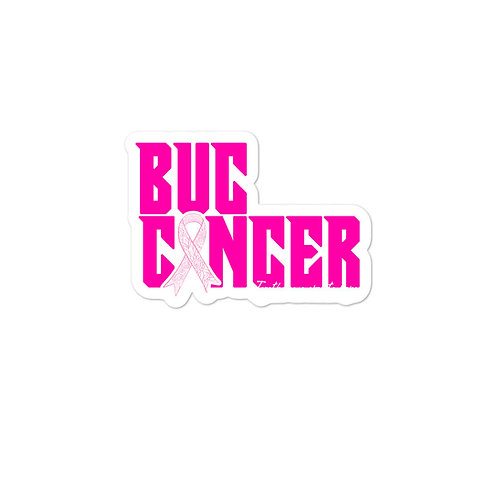 Buccaholics BCA #2 Bubble-free stickers