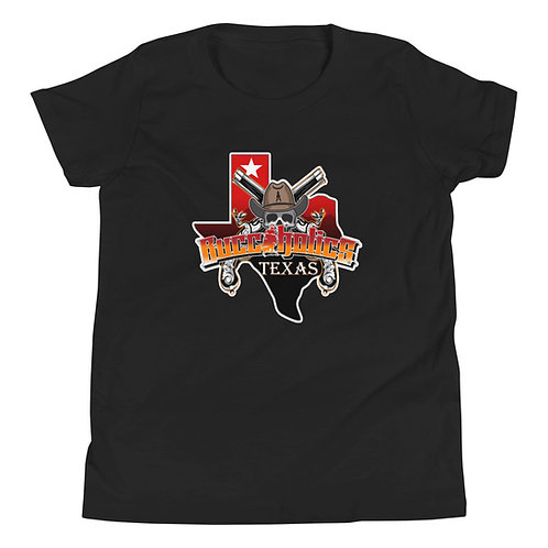 Buccaholics Texas Youth Short Sleeve T-Shirt