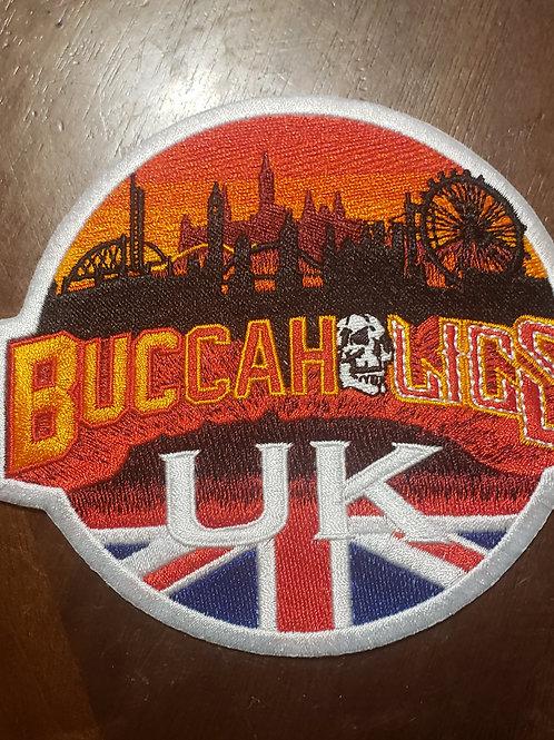 Buccaholics Classic UK Patch