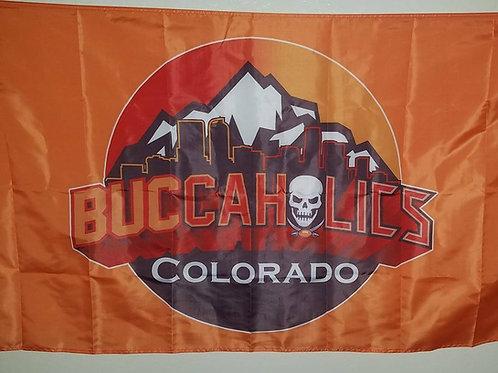 Buccaholics Classic Colorado Flag