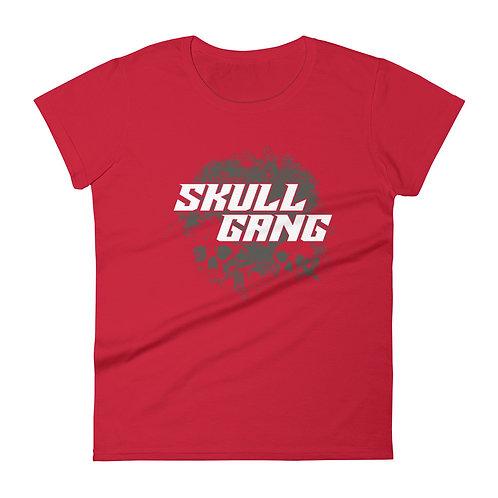 Buccaholics Women's RED Skull Gang