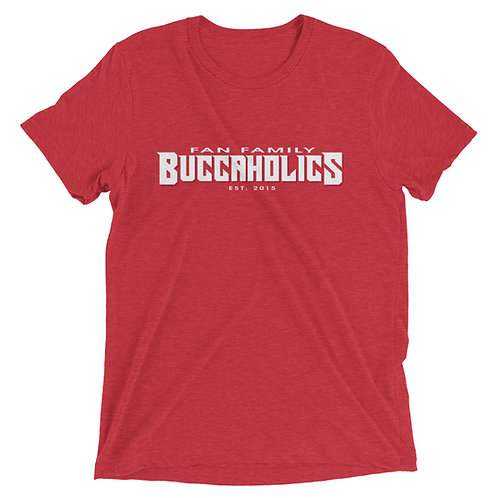 Buccaholics FanFamily Triblend Short sleeve t-shirt
