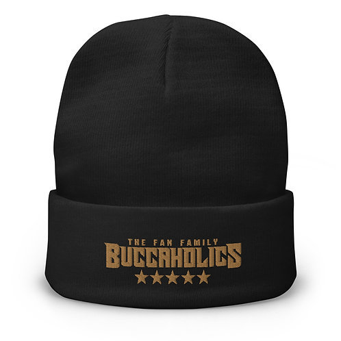 Buccaholics Beanie Salute to Service 2020
