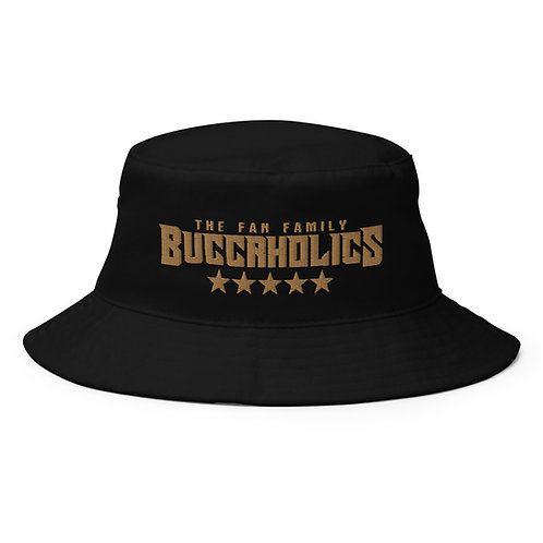 Buccaholics Bucket Hat Salute to Service 2020