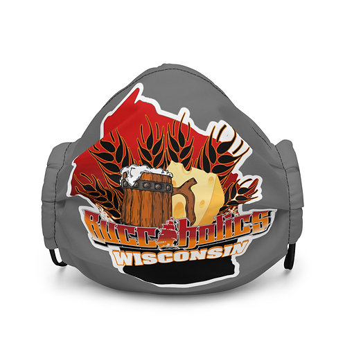 Buccaholics Wisconsin Cloth  face mask