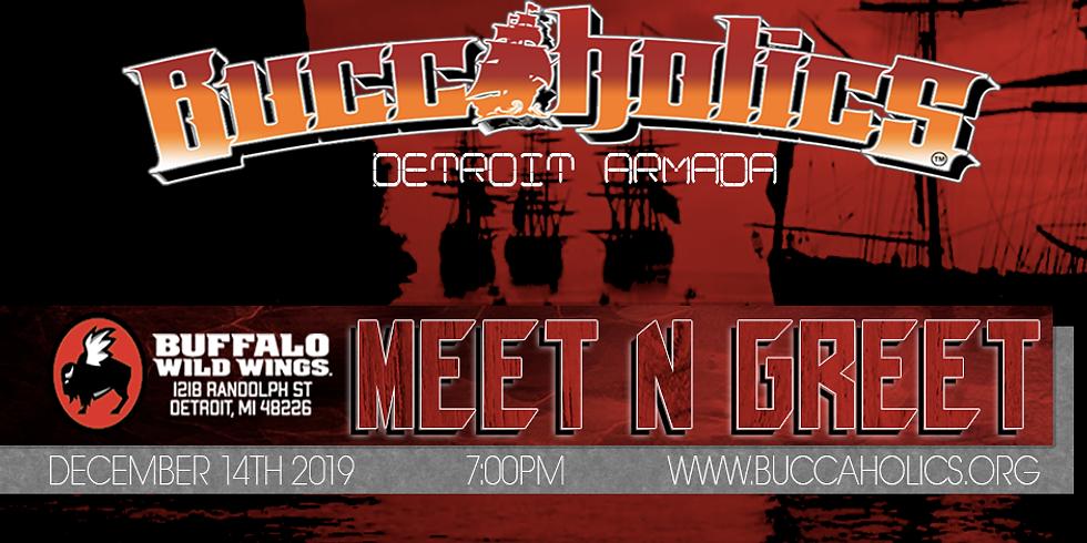 Detroit Armada Meet N Greet