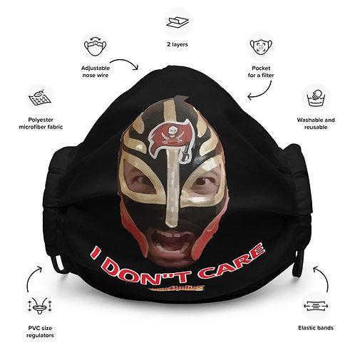 I DON'T CARE Cloth Face mask